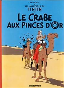 """Afficher """"Le Crabe aux pinces d'or"""""""
