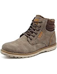 Denoise NY Men's Waterproof Snow Boots Hiking Boot