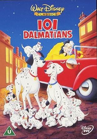101 dalmatians dvd 1961 amazon co uk rod taylor betty lou