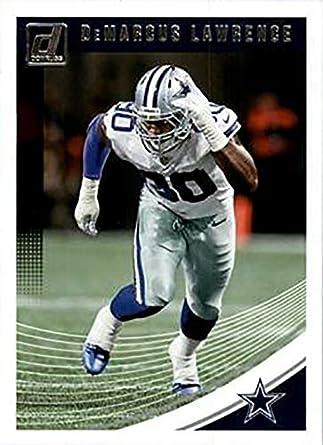 a8e6114dd DeMarcus Lawrence 2018 Donruss Football 48 Card Lot Dallas Cowboys  83