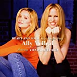 Vonda Shepard - Heart And Soul - New Songs From Ally McBeal - Sony Music Soundtrax - 495091 2, 550 Music - FFM 495091 2, Epic - 4950912000