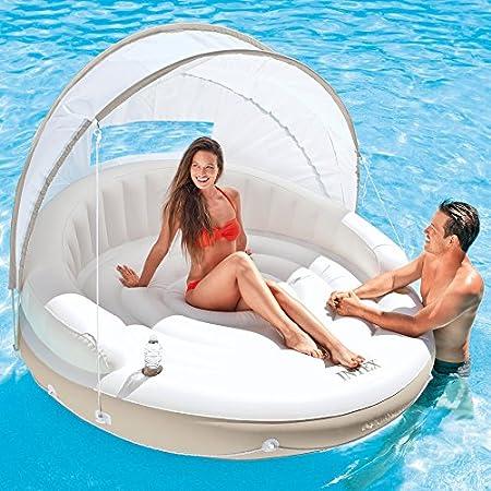 Canopy Island Inflatable Lounge
