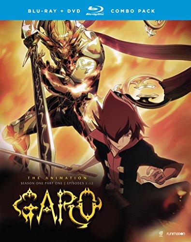 Garo:The Animation: Season 1, Part One (Blu-ray?DVD Combo)