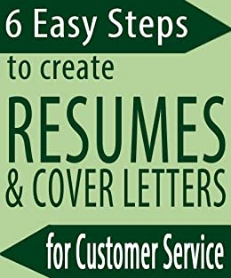 6 easy steps to create resumes cover letters