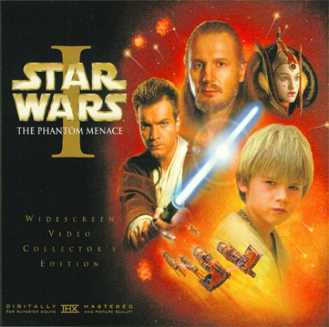 Star Wars - Episode I, The Phantom Menace (Widescreen Edition Boxed Set) [VHS]