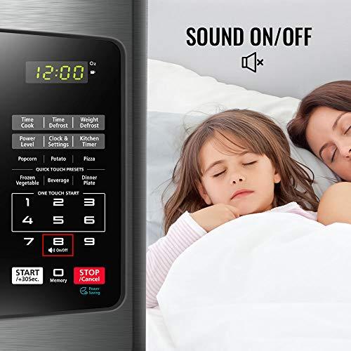 Toshiba EM925A5A-BS Microwave Oven image 4