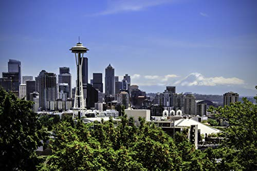 Nature and Landscapes - Seattle