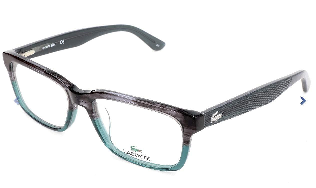 Eyeglasses LACOSTE L 2672 038 STRIPED GREY//PETROL
