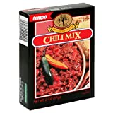 Tempo Chili Mix, 2-Ounce Packets,  (Pack of 12)