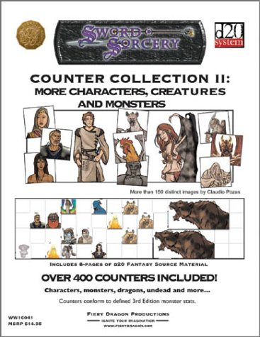 Counter Collection 2 *OP