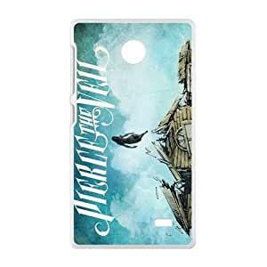 Pierce The Vell Brand New And Custom Hard Case Cover Protector For Nokia Lumia X by mcsharks