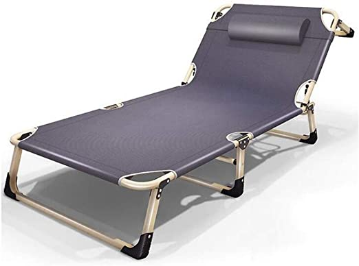 Cama Plegable Individual Oficina Lunch Break Reclinable Silla ...