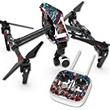 Skin For DJI Inspire 1 Quadcopter Drone – Trill | MightySkins Protective, Durable, and Unique Vinyl Decal wrap cover | Easy To Apply, Remove, and Change Styles | Made in the USA