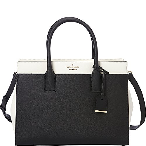 kate spade new york Cameron Street Candace Satchel, Black/Cement 51A16YULDiL