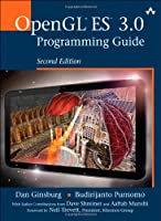 OpenGL ES 3.0 Programming Guide, 2nd Edition Front Cover