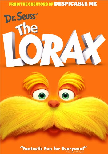 Dr. Seuss' The Lorax -