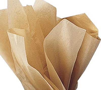 "Desert Tan Tissue Paper 15"" X 20"" - 100 Sheets"