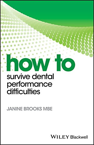 How to Survive Dental Performance Difficulties (How To (Dentistry))