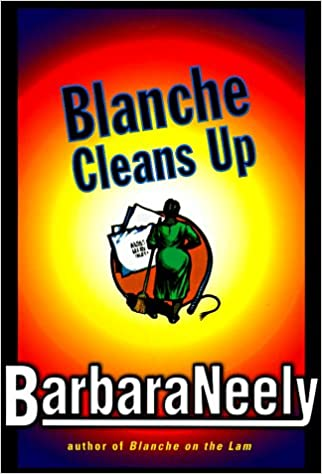 Book Blanche Cleans Up