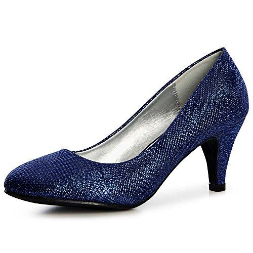 Pompes Bleu Bleu Royal Topschuhe24 Femmes Royal Femmes Pompes Topschuhe24 wPSqRnxqTa