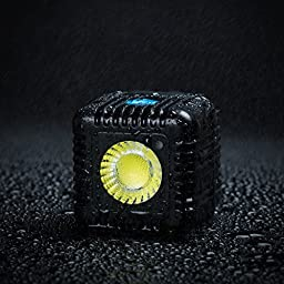 LUME CUBE Bluetooth External Flash & Video Light for Casual Capture Devices, Black