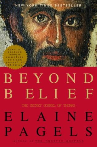 Read Online Beyond Belief: The Secret Gospel of Thomas pdf