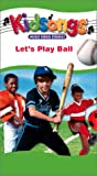 Kidsongs: Let's Play Ball [VHS]