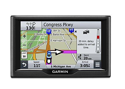 Garmin Nuvi 57Lmt 5 Inch Gps Navigator