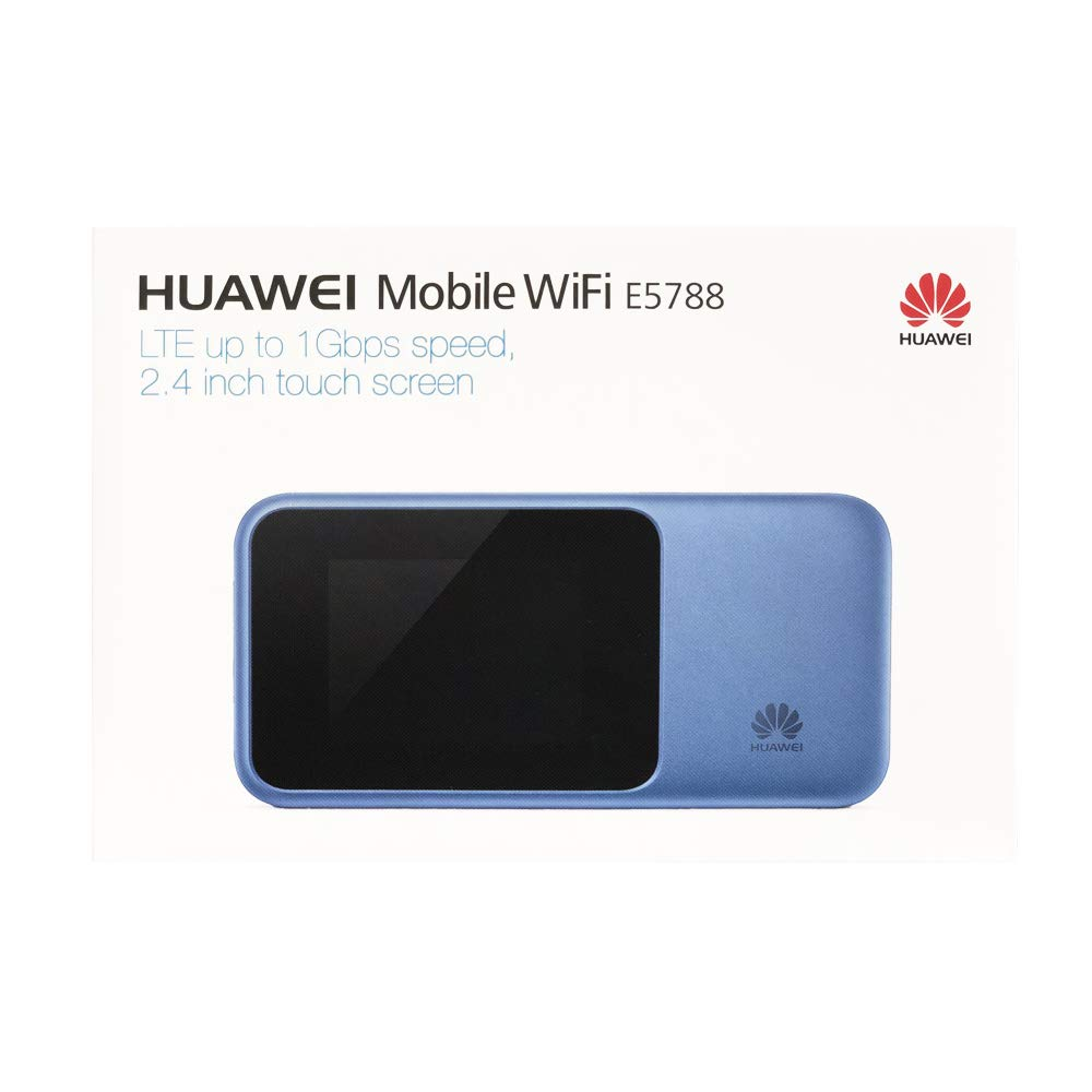 Huawei E5788u 96a 1gbps 4g Cat 16 Lte Advanced Mobile Modem Bolt Lcd Slim Unlock All Gsm Wifi Globally Americas Europe Asia Middle East Africa Cell Phones