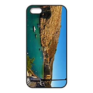 River Scenery Hight Quality Case for Iphone 5s