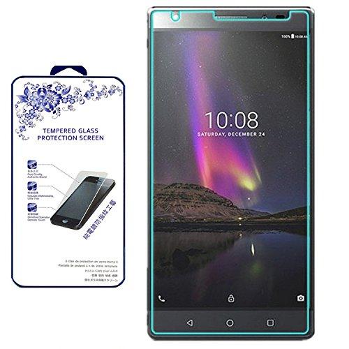 Tempered Glass For Lenovo Phab 2 plus (Clear) - 1
