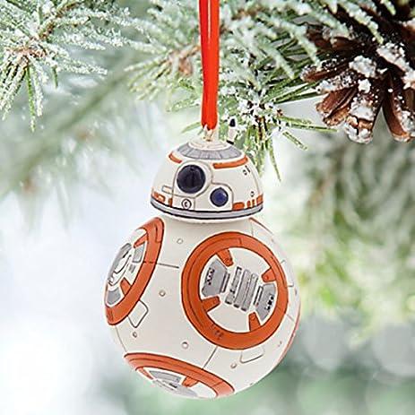 Amazoncom Disney BB8 Sketchbook Ornament  Star Wars The Force
