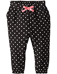 Baby Girls' Challis Printed Soft Pant