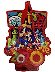 Disney Parks Magnet - 2020 Mickey Mouse and Friends