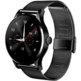 RG Multifunctional K88H Bluetooth Fitness Tracking System Android Smartwatch Support Heart Rate Monitor IP54 Waterproof