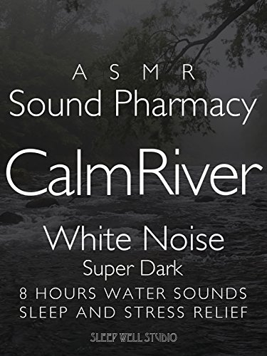 asmr-calm-river-white-noise-super-dark-8-hours-water-sounds-sleep-and-stress-relief