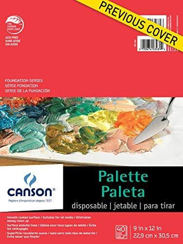 58/Jones 12/x 16/en PLASTIFORM 1216 Palette Wcover