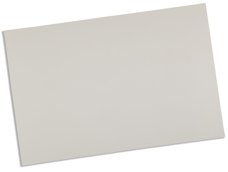 Rolyan Splinting Material Sheet, Polyflex II, White, 1/8'' x 24'' x 36'', Solid, Single Sheet