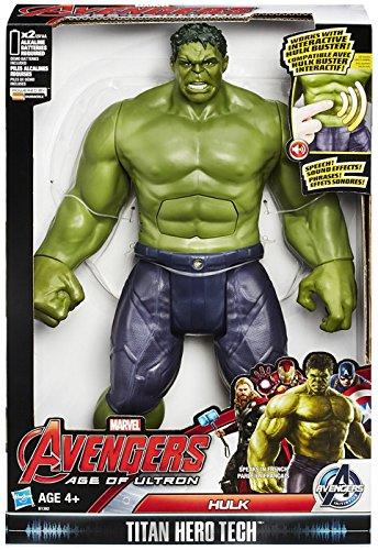 150 opinioni per Avengers- Hulk Personaggio Elettronico