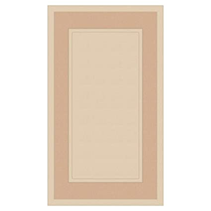 30H x 21W Unfinished MDF Square Flat Panel Cabinet Door by Kendor
