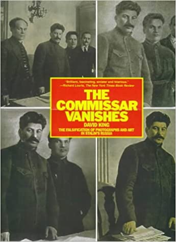 Gratis italienske bøger download The Commissar Vanishes: The Falsification of Photographs and Art in Stalin's Russia PDB 0805052941