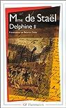 Delphine, tome 2 par Staël
