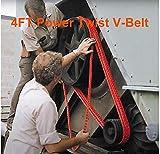"1/2"" Power Twist Plus Link V-Belt - 1/2-Inches x"