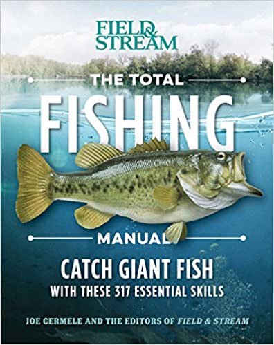 Best Gifts For Fishermen : The Total Fishing Manual (Paperback Edition) and Guide