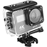 Kanzd Waterproof 4K Dual Screen WiFi HD 1080P Sports Action Camera DVR Cam Camcorder