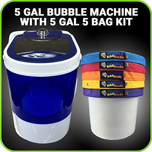 Bubble Machine Gallon Mixing BUBBLEBAGDUDE product image