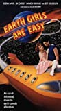Earth Girls Are Easy VHS Tape