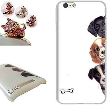 iPhone SE funda - CatStyle iPhone SE Carcasa,Suave TPU protectora de Silicona de Gel Funda Tapa Case Cover para Apple iPhone SE / Apple iPhone 5 5S 5G ...