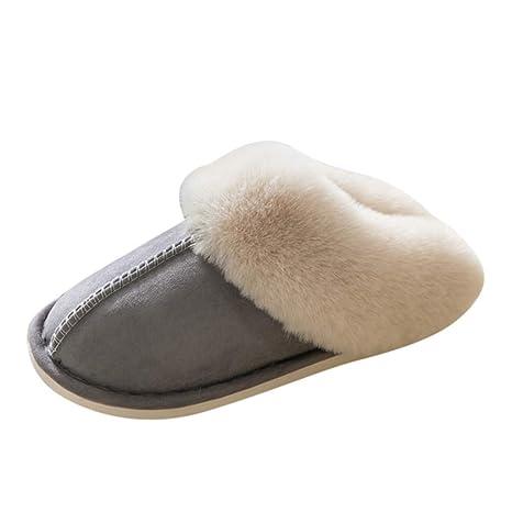 Xinantime Zapatillas de Estar por Casa, Zapatillas para