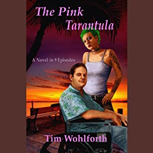 The Pink Tarantula Audiobook